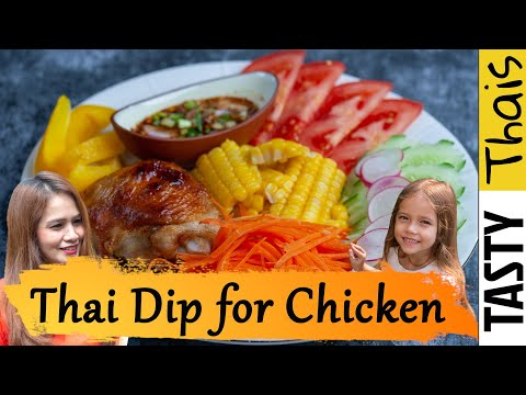 Thai Dipping Sauce Recipe for Air Fryer Chicken Thighs