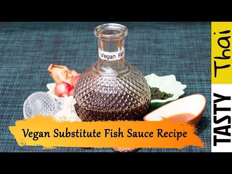Vegan Substitute for Fish Sauce Recipe - Easy & Quick