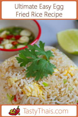 Image for Ultimate Egg Fried Rice (with Recipe)
