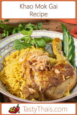 Image for Thai Chicken with Rice Recipe