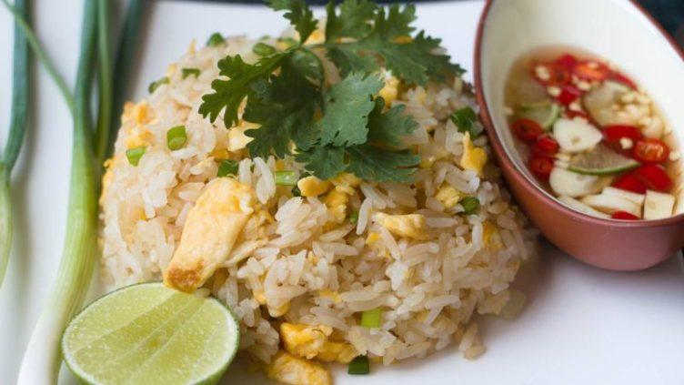 Easy Egg Fried Rice