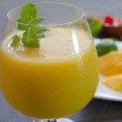 Photo of Honey Mango Lemonade