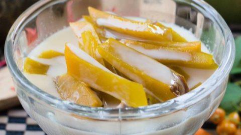 Image for Pumpkin in Coconut Milk Recipe