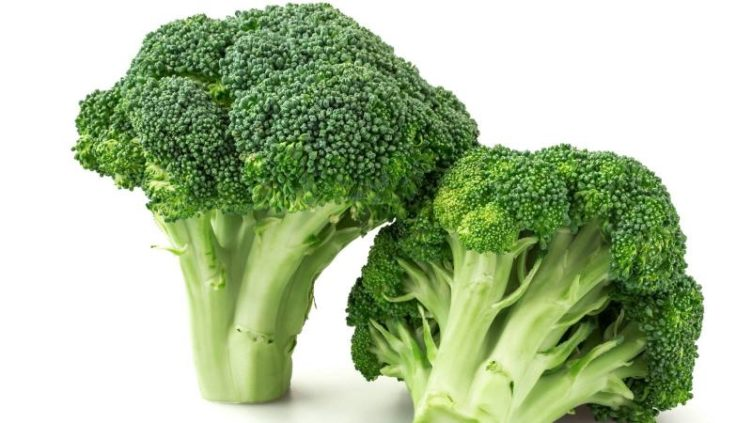 Photo of raw broccoli