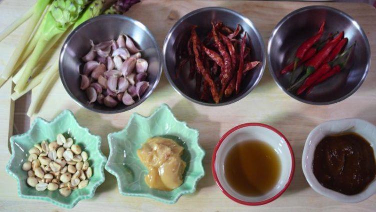 Photo of Som Tam Thai Recipe ingredients