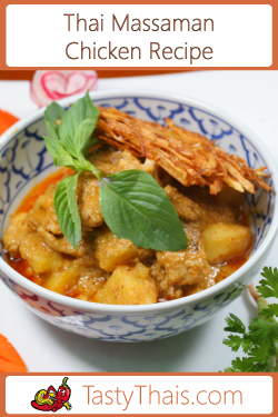 Photo of Thai Massaman Currie Recipe