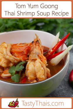 Photo of Tom Yum Kung Soup for Archives