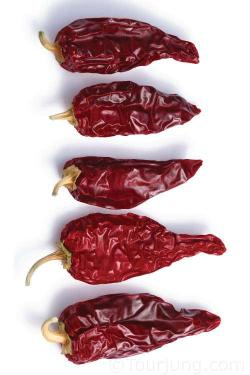 Photo of Anaheim Chili peppers