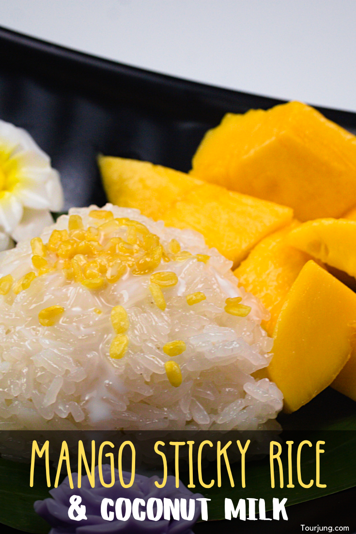 Photo for Pins of Thai Mango with Sticky Rice