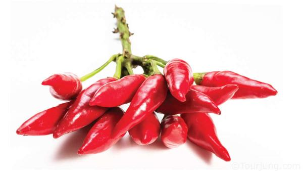 Photo of the Siling Labuo Chili