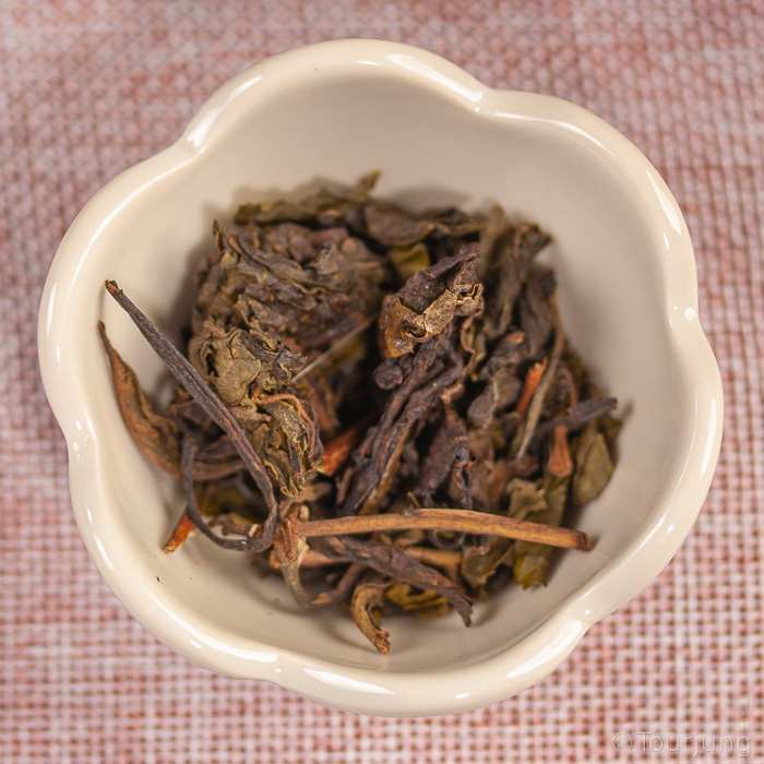 Jasmine Green Tea Whole Loose Leaves Picture