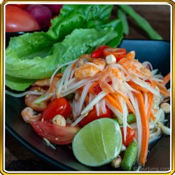 Category Page for Thai starters salads and Thai street food