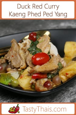 navigation archive photo for Thai Red Curry with Roasted Duck