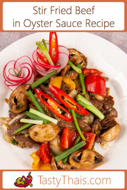 Best Thai Chicken Cashew Nut Stir Fry