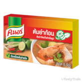 Knorr Bouillion Cubes - Tom Yum