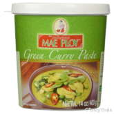 Mae Ploy Thai Green Curry Paste