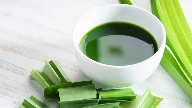 Pandan leaf - extract and aromatic