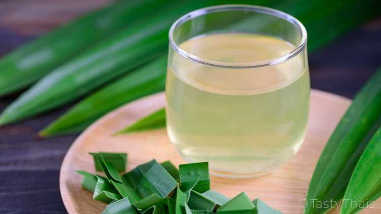 Pandanus Drink - Refreshingly easy to make!