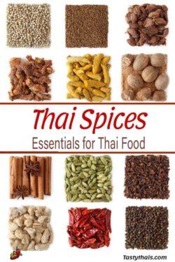 Thai Spices Quintessentially Thai