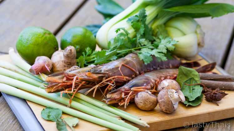 Thai Herbs & Vegetables