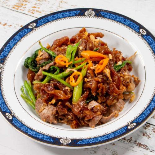 Pad See Ew Thai Streetfood