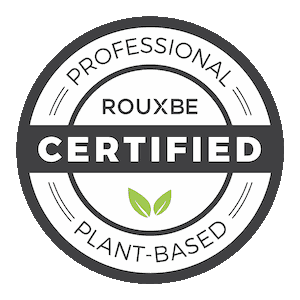 Rouxbe Plan Based Certification from Rouxbe for Phasinee